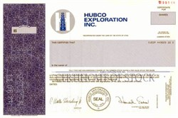 Hubco Exploration Inc.