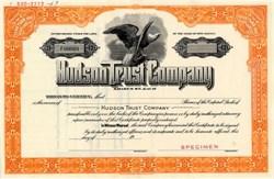 Hudson Trust Company - New Jersey