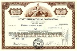 Hyatt International Corporation