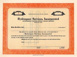 Hydrospace Services, Incorporated ( Acquired by United States Underseas Cable )