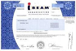 iBeam Broadcasting - Delaware 2001