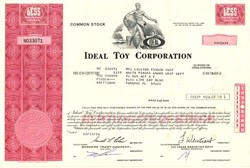 Ideal Toy Corporation- Delaware 1976