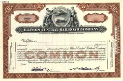 Illinois Central Railroad Company - Illinois