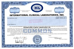 International Clinical Laboratories, Inc. - Delaware 1980