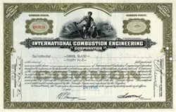 International Combustion Engineering Corporation - Delaware 1933