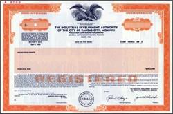 Industrial Development Authority of the City of Kansas City, Missouri - Muni Bond
