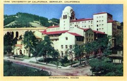 International House University of California, Berkeley