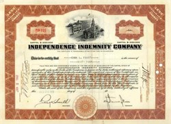 Independence Indemnity Company