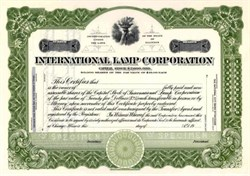 International Lamp Corporation - Chicago
