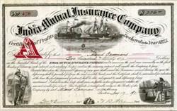 India Mutual Insurance Company - Boston 1911