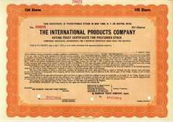 International Products Company