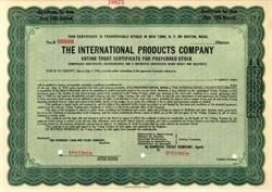 International Products Company