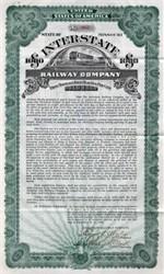 Interstate Railway Company - Missouri 1907