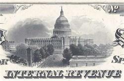 U.S. Brewer Tax Certificate 1875 - 1884