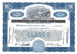 International Safety Razor Corporation