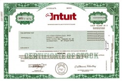 Intuit, Inc ( Makers of Quicken, Quick Books and Turbo Tax )