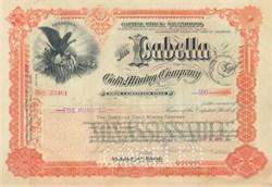 Isabella Gold Mining of Cripple Creek, Colorado - 1901