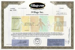 iVillage.com - Issued