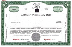 Jack-In-The-Box, Inc.