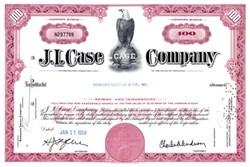 J.I. Case Company - Wisconsin