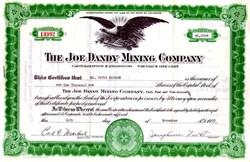 Joe Dandy Mining Company