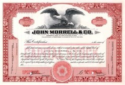 John Morrell & Co. - Famous Food Company