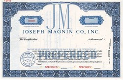 Joseph Magnin Co., Inc. - California
