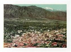 Jumbo Postcard from Pasadena, California