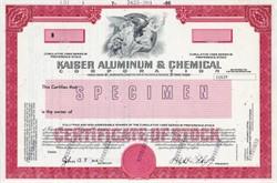 Kaiser Aluminum & Chemical Corporation - Delaware