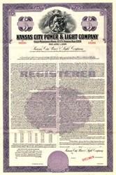 Kansas City Power & Light Company - Kansas City, Missouri 1950