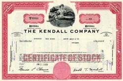 Kendall Company (Now Colgate-Palmolive Company)