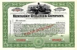 Kentucky Utilities Company (LG&E Energy )