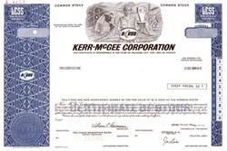 Kerr - McGee Corporation