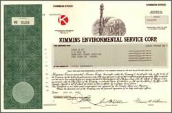 Kimmins Environmental Service Corp.