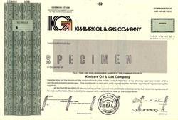 Kimbark Oil & Gas Company - Colorado 1982