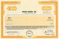 Knight-Ridder, Inc.(newspaper publisher)  - Florida