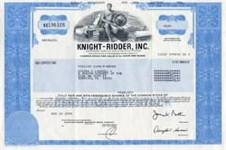 Knight - Ridder, Inc. - Florida 1989