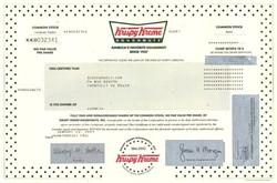 Krispy Kreme Doughnuts - North Carolina