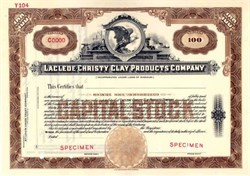 Laclede-Christy Clay Products Company