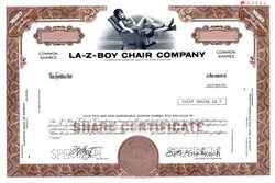 La-Z-Boy Chair Company - Michigan 1978