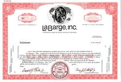 LaBarge, Inc. - Delaware