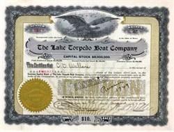Lake Torpedo Boat Company 1915