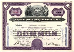 La Salle Wines and Champagne, Inc.