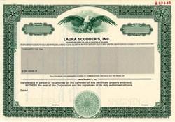Laura Scudder's, Inc (Potato chips )- Delaware 1983