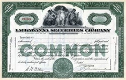 Lackawanna Securities Company