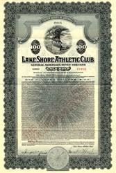 Lake Shore Athletic Club - Chicago, Illinois 1925