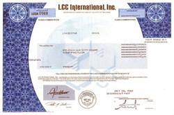 LCC International, Inc.