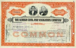 Lehigh Coal and Navigation Company