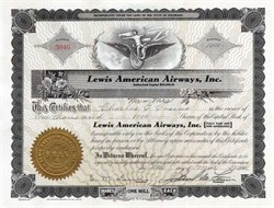 Lewis American Airways, Inc. 1935