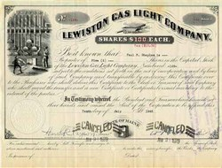 Lewiston Gas Light Company (Northern Utilities)